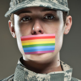 Transgender recruit